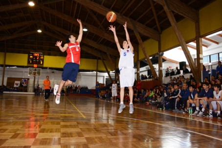 Rencontre de basket
