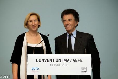Convention AEFE/IMA