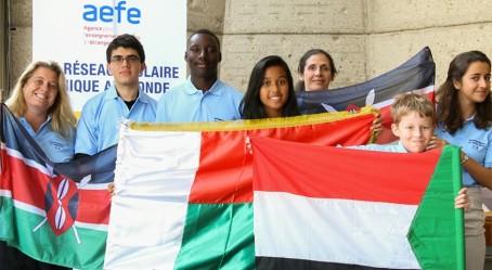 L'équipe de l'Afrique de l'Est-Océan Indien