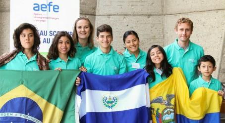 L'équipe de l'Amérique latine rythme Nord
