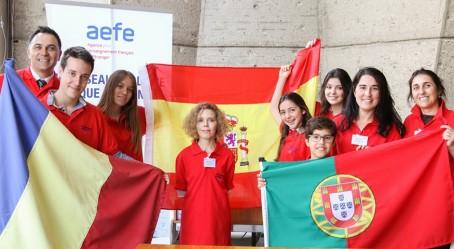 L'équipe de l'Europe du Sud et ibérique
