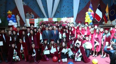 Lycée La Condamine de Quito