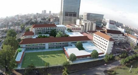 Lycée français René-Descartes à Phnom Penh (Cambodge)