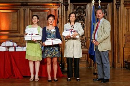 Les lauréats en anglais