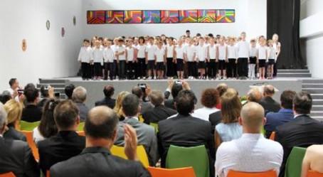 Chorale de l'École française internationale