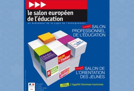 Aefe l aefe au salon europ en de l ducation 2013 les for Salon europeen de l education porte de versailles