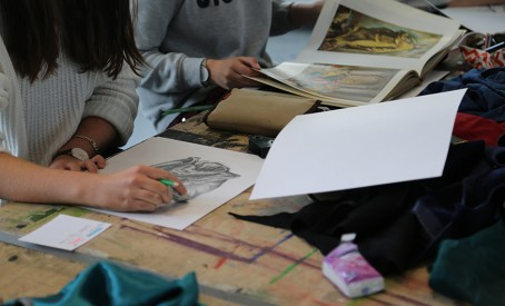 Pratique du dessin