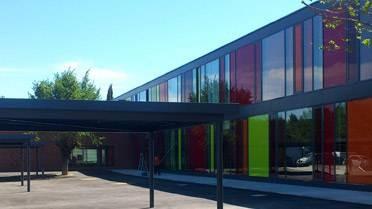 L'annexe Saint-Exupéry du lycée français de Madrid