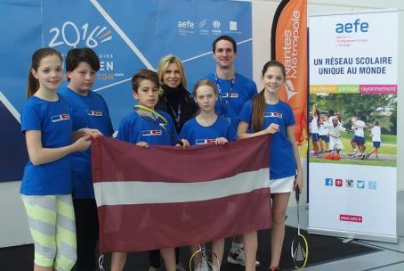 La délégation de Lettonie