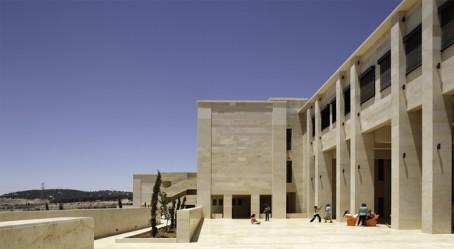 Architecture durable en pierre blonde d'Ajloun