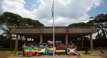 Au siège de l'ONU à Nairobi