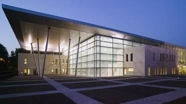 Le lycée Stendhal à Milan (Italie)
