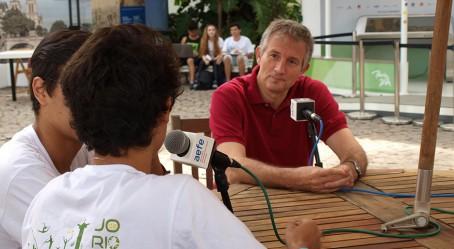 Interview de l'ambassadeur de France