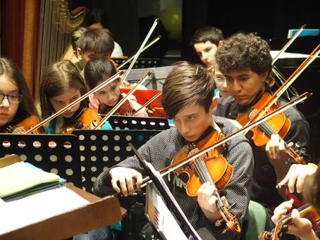 Les violons