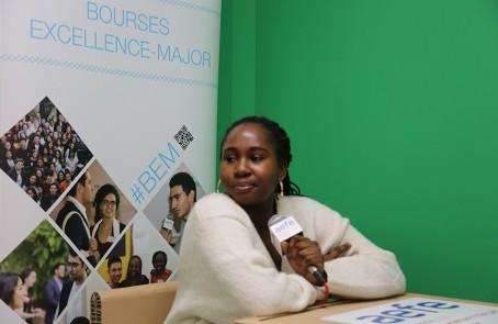 Manuela Boma Atta, étudiante à Sciences Po