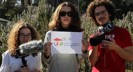 L'équipe JRI AEFE du lycée de Porto