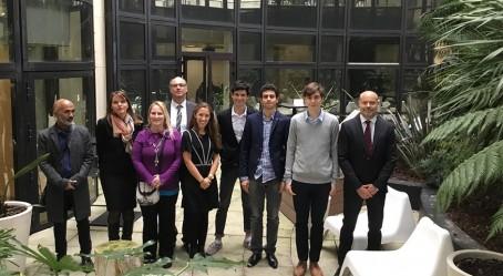 Les délégations AEFE réunies à l'Agence