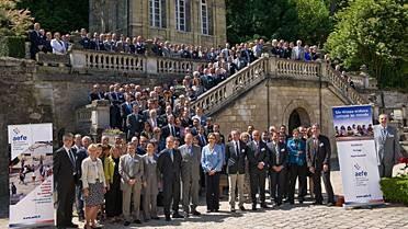 Photo de groupe du séminaire de Sèvres (mai 2011)