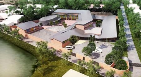 La nouvelle école D (maquette)