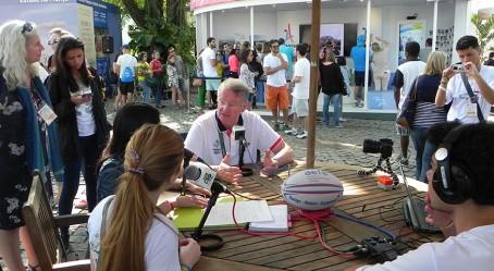 Interview de Bernard Lapasset