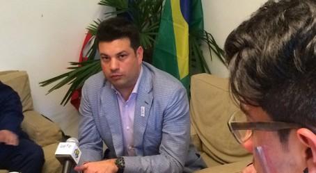 Interview du ministre des Sports brésilien