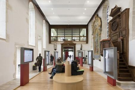 La Péniche du campus de Reims