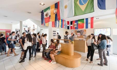 La Péniche du campus de Poitiers