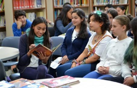 Présentation de livres 3D à Bogota