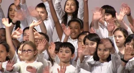 Chorale au Lycée français international de Tokyo