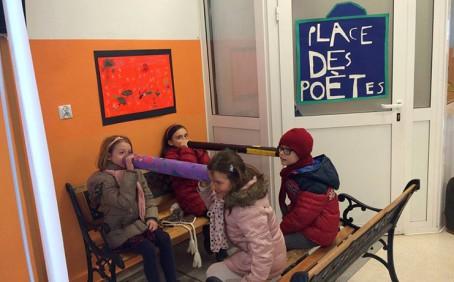 Souffleurs de poèmes à Varsovie