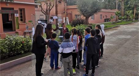le Lycée Victor-Hugo de Marrakech se met au vert