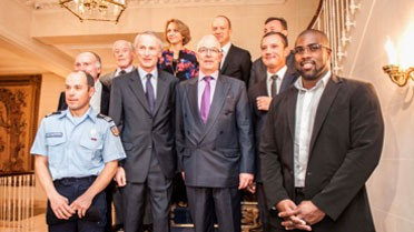Lauréats 2012 du prix de l'Excellence française
