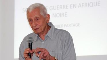 L'historien Marc Michel