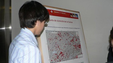 Exposition du programme «Seismo-at-Scholl»