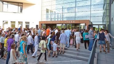 Le public est venu nombreux pour assister à cet événement