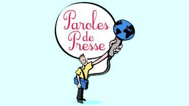 Logo du concours Paroles de presse